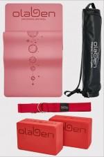 Combo Thảm Tập Phụ kiện Charm Galaxy YogaAdvanced kit